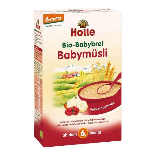 Holle Bio Babybrei Babymüsli, 250g