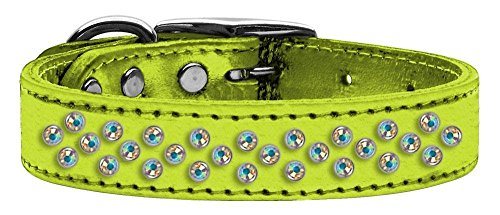 mirage-pet-products-sprinkles-aurora-borealis-crystal-metallic-leather-lime-dog-collar-20