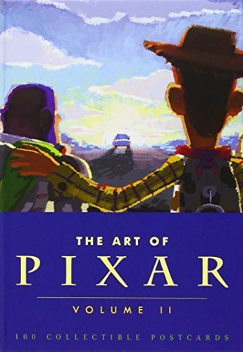 The Art of Pixar, Volume II: 100 Collectible Postcards: 2 by (2012-09-19)