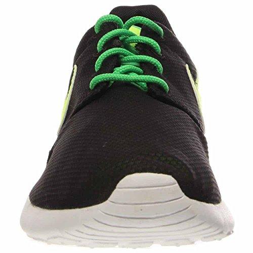 Nike Rosherun Scarpe da Corsa, Unisex Bambino Nero