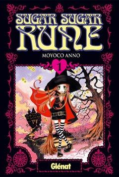 Sugar sugar rune 1 (Shojo Manga) por Moyoco Anno