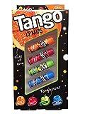 Tango Packung mit 4 würzigen Geschmack Lippenbalsam Balsam Geschenkset