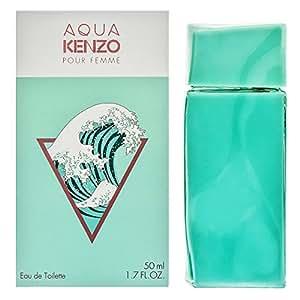 Kenzo > AQUA KENZO Pour Femme Eau de Toilette Natural Spray 50 ml