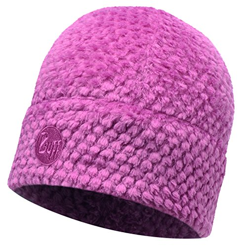 Buff Polar Thermal Hat Mütze, Solid Heather Rose, One Size -