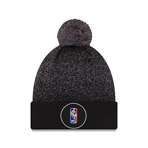 New Era NBA Logoman 2017 On-Court NBA Wintermütze