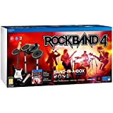 Rock Band 4 + Guitarra Wireless + Batería Wireless + Micrófono