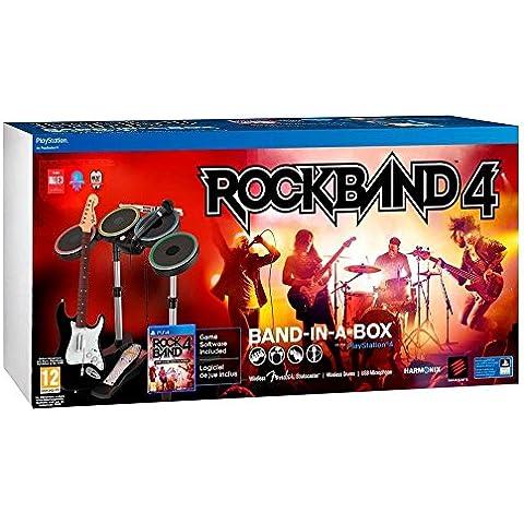 Rock Band 4 - Band In A Box Bundle - PlayStation 4