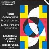 Gubaidulina: Pro et Contra/Firsova: Cassandra