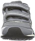 Geox Mädchen JR New Jocker Girl A Sneakers, Grau (GREYC1006), 31 EU -