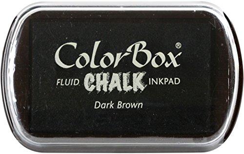 ColorBox Fluid Chalk Stempelkissen, Dunkelbraun