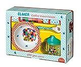 Elmer Coffret Cadeau pour Nourrisson Multicolore