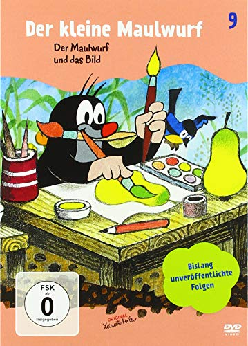DVD 9: Der Maulwurf und das Bild