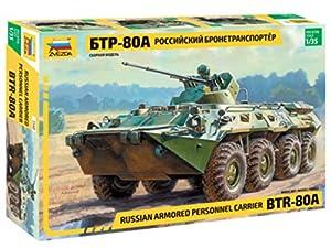Zvezda - Maqueta de Tanque Escala 1:35 (Z3560)