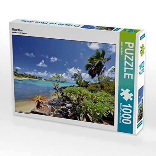 Preisvergleich Produktbild Mauritius 1000 Teile Puzzle quer