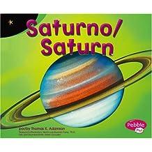 Saturno / Saturn (Pebble Plus Bilingual)