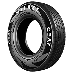 Ceat 101587 Milaze TL 165/65 R14 79T Tubeless Car Tyre