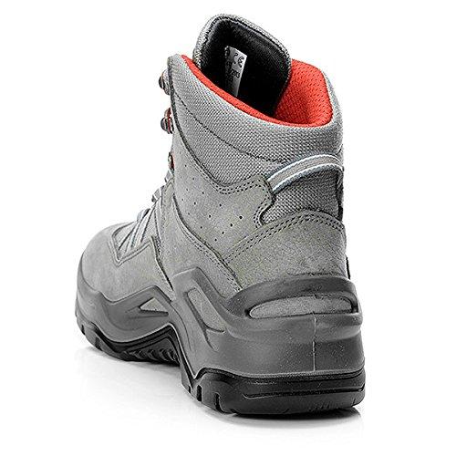 Lowa Chaussures de sécurité BOREAS Work GTX® Mid S3 5336 Multicolore
