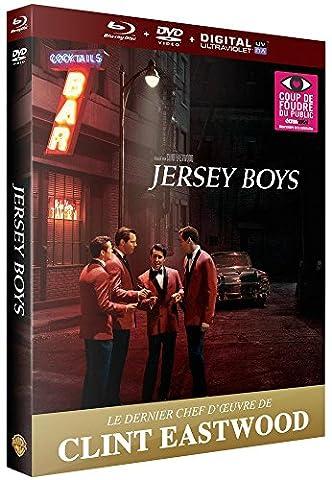 Jersey Boys [Combo Blu-ray + DVD + Copie digitale] [Combo Blu-ray + DVD + Copie digitale] - Italiano Jersey