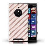 eSwish Phone Case for Nokia Lumia 830 Rose Gold Pink