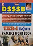 DSSSB Recruitment Exam Tier - I Practice Work Book - 954