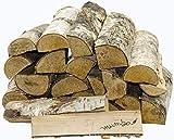15 KG mumba-Kaminholz * BIRKE * Feuerholz Restfeuchte ca. 20% getrocknet