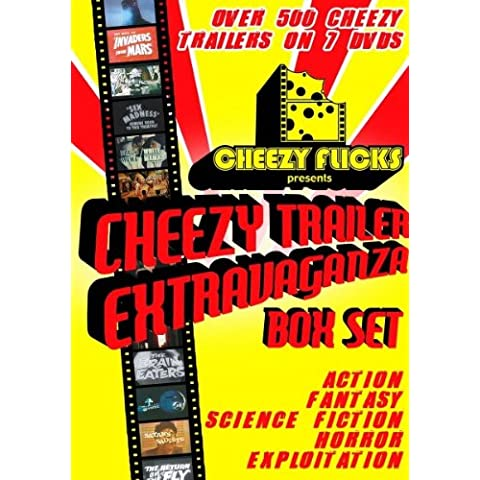 Cheezy Trailer Extravaganza Bo - Extravaganza Box