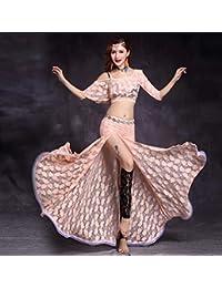 b0b2e08ac265 BT-GIRL Robe Danse Ventre Femme Danse Orientale Costume Classique Belly  Dance Unique Danse Indienne