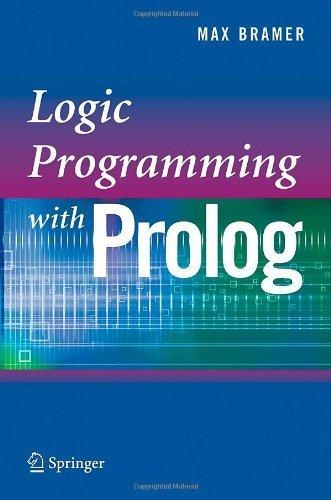 Logic Programming with Prolog by Bramer, Max (2005) Paperback