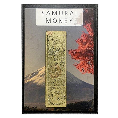 IMPACTO Billetes de COLECCION - El billete de los Samurais 1869