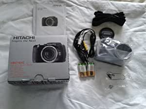 Hitachi 16MP Bridge Camera - Black **Exclusively on Sunday Electronics**