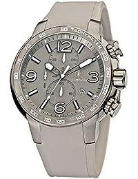 Orphelia Herren-Armbanduhr XL Analog Quarz Silikon OR32690888