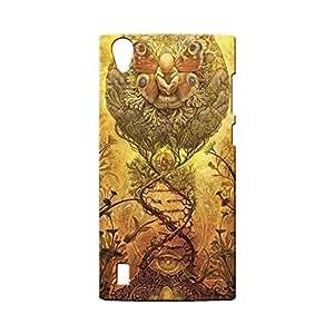BLUEDIO Designer Printed Back case cover for VIVO Y15 / Y15S - G5401