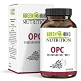 Review | Green Mind Nutrition OPC Kapseln | 90 OPC Kapseln | a 600 mg OPC |