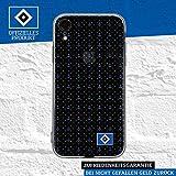 HSV Schutzhülle - Hamburger - Smartphone Case passend für das Apple iPhone XR