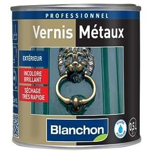 Vernis Métaux Blanchon 0,5L