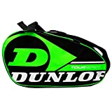 Paddle di Paddle Dunlop Tour Intro Nero/Verde Fluo
