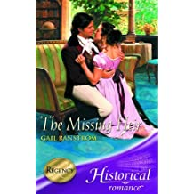 The Missing Heir (Mills & Boon Historical) by Gail Ranstrom (2006-05-01)