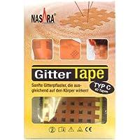 Nasara Typ C, Gitter Tape, 40 Stück preisvergleich bei billige-tabletten.eu