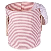 Xinxinchaoshi Laundry Baskets Collapsible Hamper Laundry Basket Clothing Toy Dirty Clothes Cloth Storage Basket Easily Transport Laundry Basket