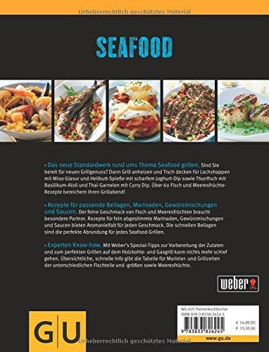Weber's Seafood: Die besten Grillrezepte (GU Weber's Grillen) - 2