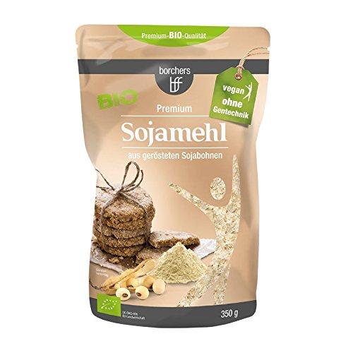 borchers Bio Premium Sojamehl (350 g)