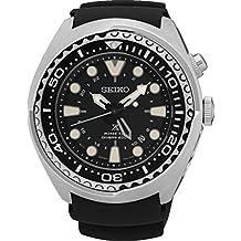 Seiko Reloj los Hombres Prospex Kinetic GMT Diver SUN019P2