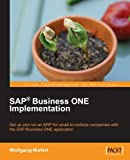 SAP Business ONE Implementation by Wolfgang Niefert (2009-05-29)