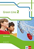 Green Line 2: Workbook + Audio-CD Klasse 6 (Green Line. Bundesausgabe ab 2014)