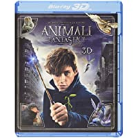 Animali Fantastici e Dove Trovarli (Blu-Ray 3D);Fantastic Beasts And Where To Find Them