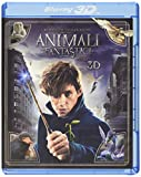 Animali Fantastici e Dove Trovarli (Blu-Ray 3D);Fantastic Beasts And Where To Find Them