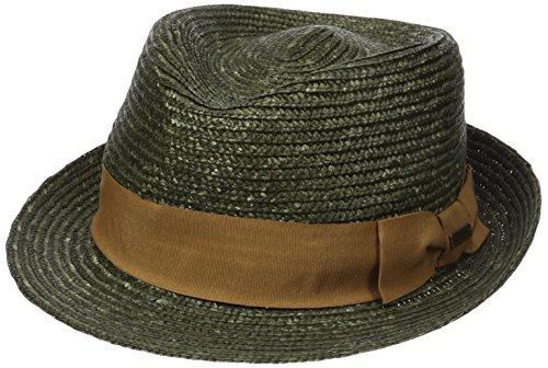 Kangol Wheat Braid Arnold Trilby, Chapeaux Feutre Mixte