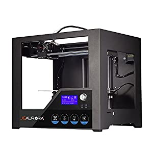 JGAURORA Z-603S High Precision FDM 3D Printer Optimized Build Size with LCD Display for School Education Industrial CNC 3D Printers Machine