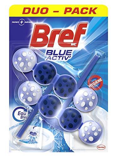 Bref WC Blue Activ' Hygiène Duo-Pack