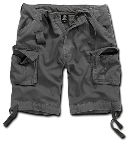 Brandit Herren Urban Legend Shorts Anthrazit